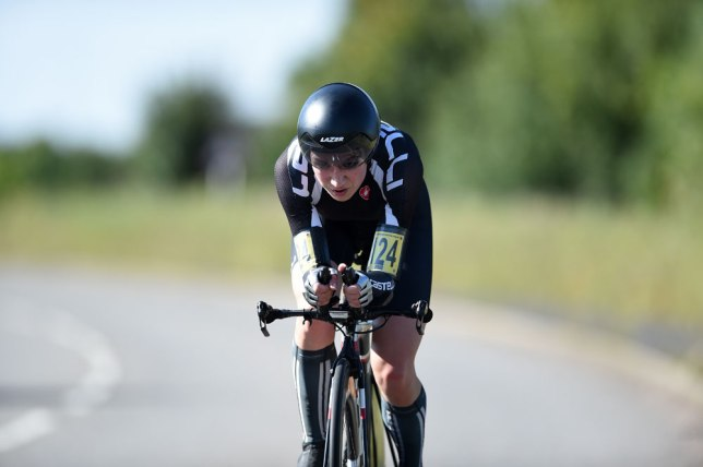 National 25-mile time trial championships 2016