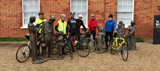 closer wheelers at workhouse